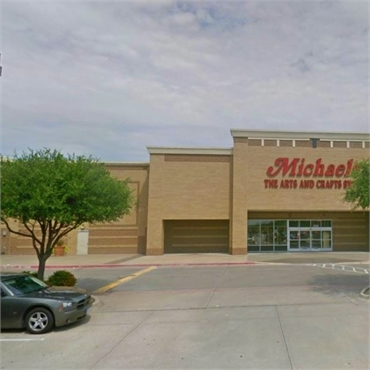 Michaels The Arts and Crafts Store 19 miles to the north of Garland dentist La Prada Family Dentistr