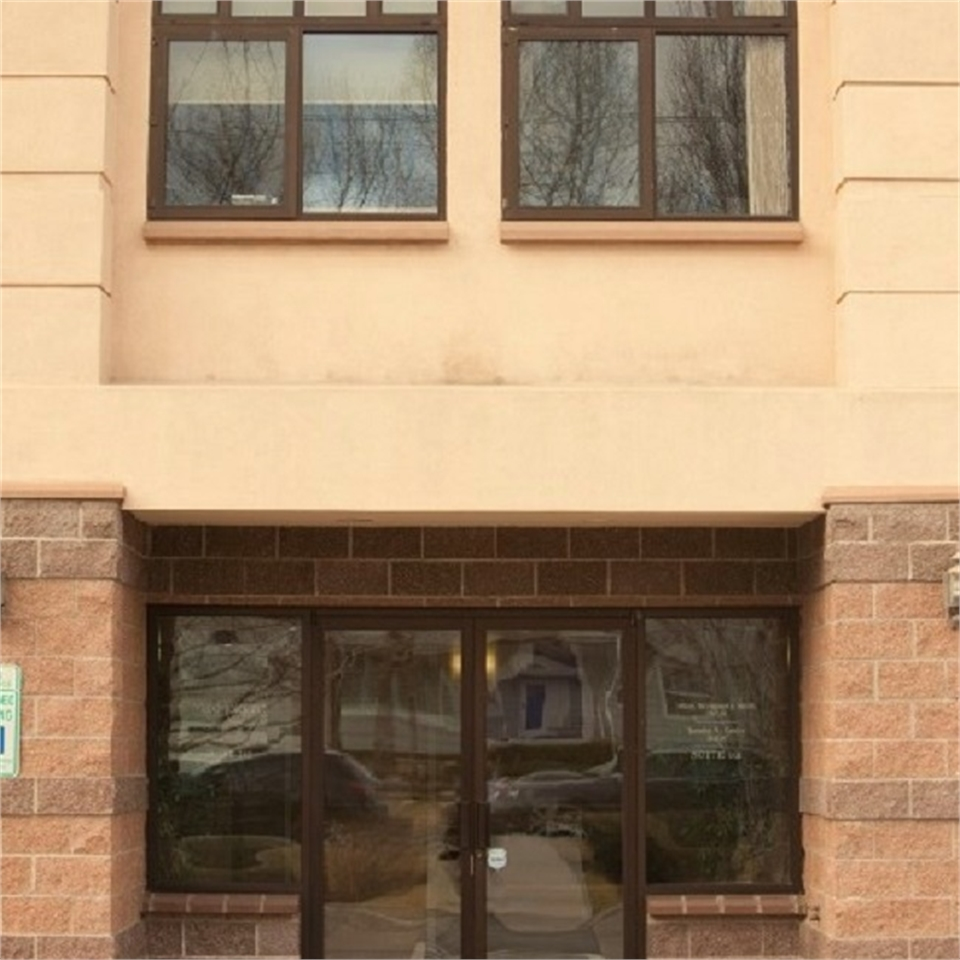 Exterior View Of The Spokane Dental Clinic Dr Max H Molgard