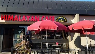 Himalayan Cafe at 8 minutes drive to the south of Renton dentist Renton Smile Dentistry