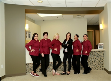 The team at Renton dentist Renton Smile Dentistry