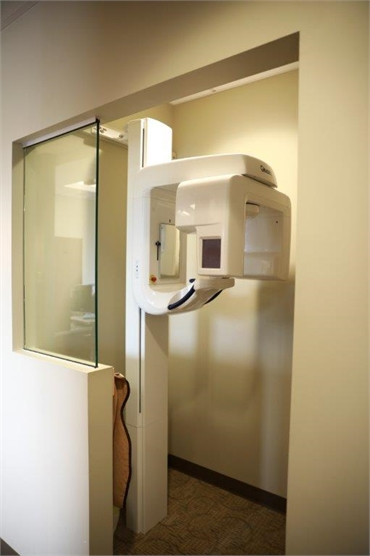 Dental digital X Ray machine at Renton dentist Renton Smile Dentistry