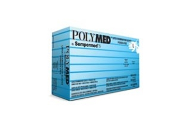 Exam Glove Sempermed Polymed