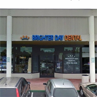 Front view of Brighter Day Dental Concord CA
