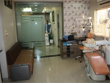 Inside Dental Clinic