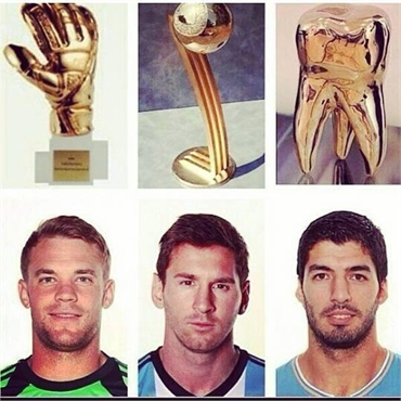 World Cup Awards 2014