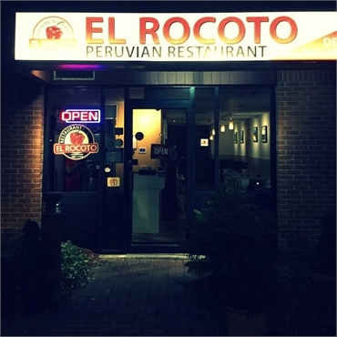 El Rocoto Fairfield few paces away from Kids First Pediatric Dentistry