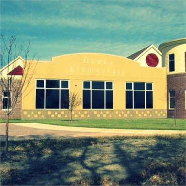 Oneka Elementary School near cosmetic dentist Sorenson Dental Hugo MN 55038