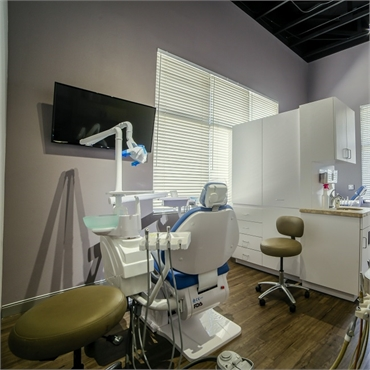 State of the art dental equipment at Aces Dental North Las Vegas NV 89032