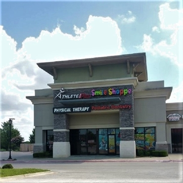 Front view of Smile Shoppe Pediatric Dentistry  Springdale AR 72762