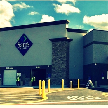 sams club 5 minutes drive to the east of smile shoppe pediatric dentistry springdale ar 72762