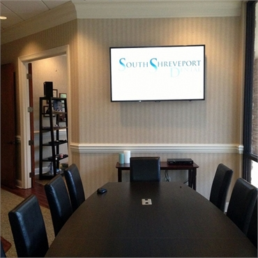 Conference room at South Shreveport Dental