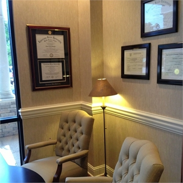 Consultation room at South Shreveport Dental