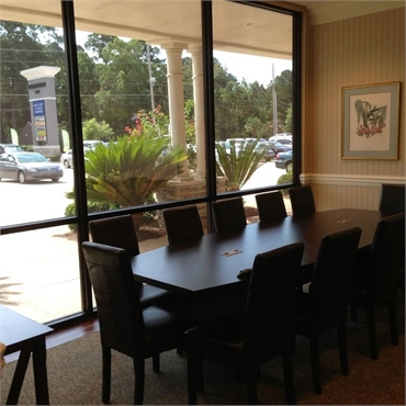 Meeting room at South Shreveport Dental