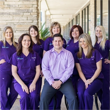 The team at South Shreveport Dental