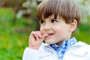 Kids and Nail Biting: Correcting The Problem Before it Gets Worse