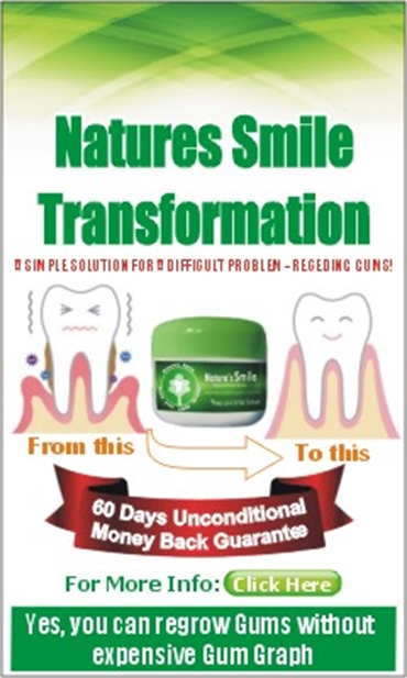 Natural Gum Regrowth Treatment
