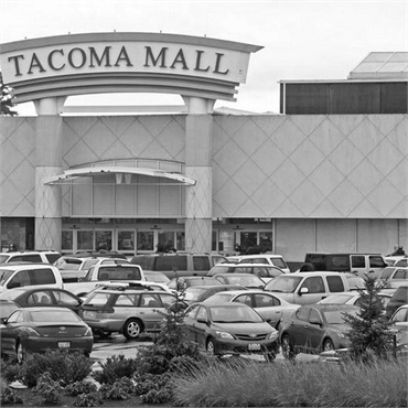Tacoma Mall 3.4 miles to the east of Sound to Mountain Dental Health Center