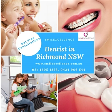 Dentist Richmond NSW  Get affordable dental Services