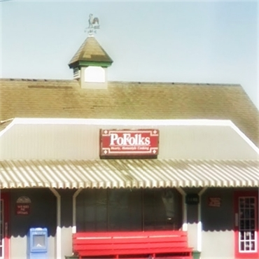 PoFolks Restaurant-Niceville 3.3 miles to the west of Smileology Bluewater Bay