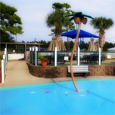 Children's Park 4.5 miles to the west of Niceville FL dentist Smileology Bluewater Bay