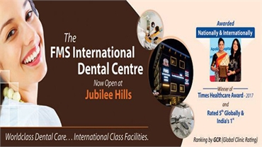 Best Dental Hospital in Hyderabad India