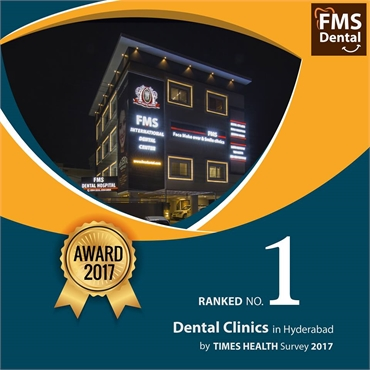 Best Dental Clinic in Jubilee Hills Hyderabad India.