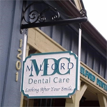 Signage Milford Dental Care Highland MI 48357