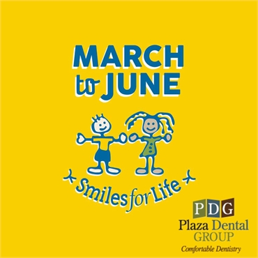 Teeth Whitening Smiles For Life Campaign