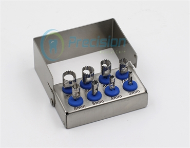 Dental Implant Trephine Kit