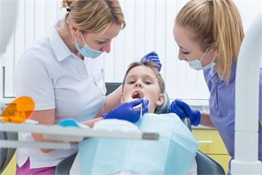 What to Do for Your Childs Oral Trauma