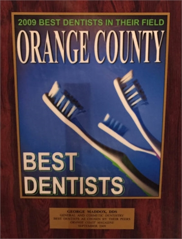 Dr. Maddox Best Dentist Newport Beach