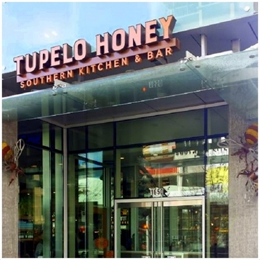 Tupelo Honey 15 minutes drive to the north of Denver dentist Hampden Family Dental