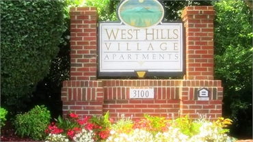 West Hills Village at 7 minutes drive to the north of Knoxville dentist Robert M. Kelso DDS