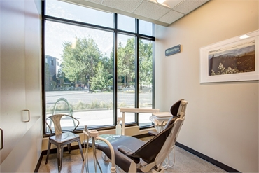 Operatory at Portland dentist Timber Dental East Burnside
