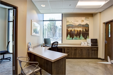 Accounting department at Timber Dental East Burnside