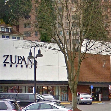 Zupan's Markets on W Burnside St is at 9 minutes drive to the west of Portland dentist Timber Dental