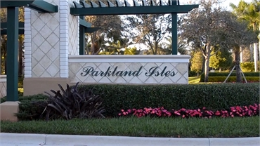 Parkland Isles 4.1 miles to the north of Parkland dentist Dental Wellness Team