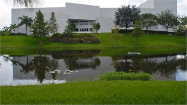 Coral Springs Museum of Art few blocks to the south of Coral Springs dentist Dental Wellness Team