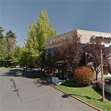 Exterior view Evergreen Pediatric Dentistry Kirkland WA 98034