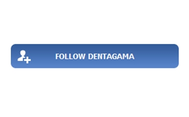 What does the Dentagama Follow button do