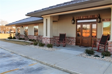 Front view Charpentier Family Dentistry New Iberia LA 70563