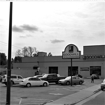 Goodwill Englewood on S Broadway 20 minutes drive to the north of Englewood Lincoln Center Dental