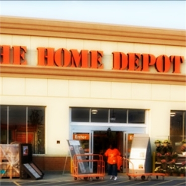The  Home Depot 2.1 miles to the north of Sterling Dental Sterling CO 80751