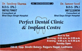 Perfect Dental Clinic and Implant Centre