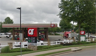 QuikTrip 20 E Crossville Rd 7 minutes to the east of Roswell GA dentist Reich Dental Center Roswell
