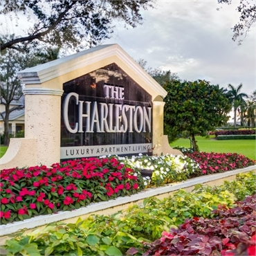 The Charleston at Boca Raton 4 minutes drive to the west of Boca Raton dentist Boca Smile Center
