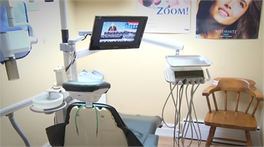 Modern dental equipment at North Shores Dental Toronto