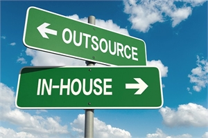 Dental marketing services - outsourcing or inhouse