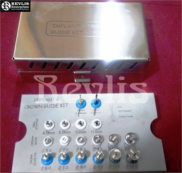 Dental Implant Crown Guide kit