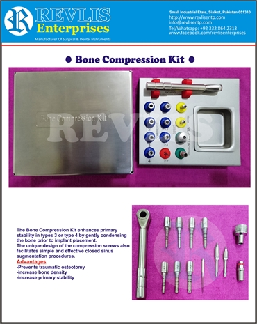 Bone Compression kit